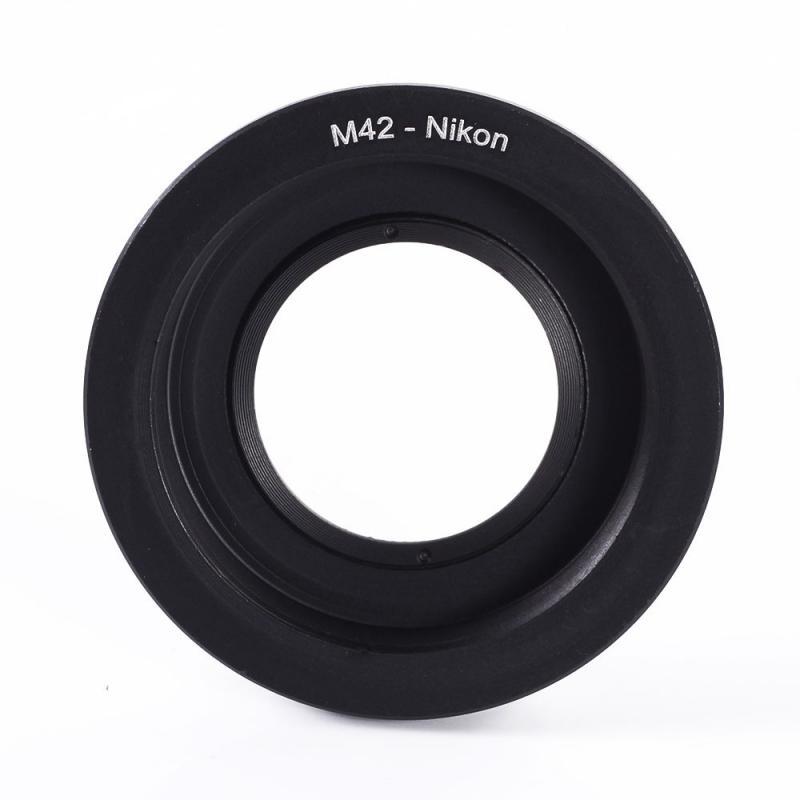 M42 Nikon adapter lencsével (M42-AI)