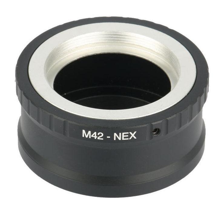 M42 Sony E adapter (M42-NEX)