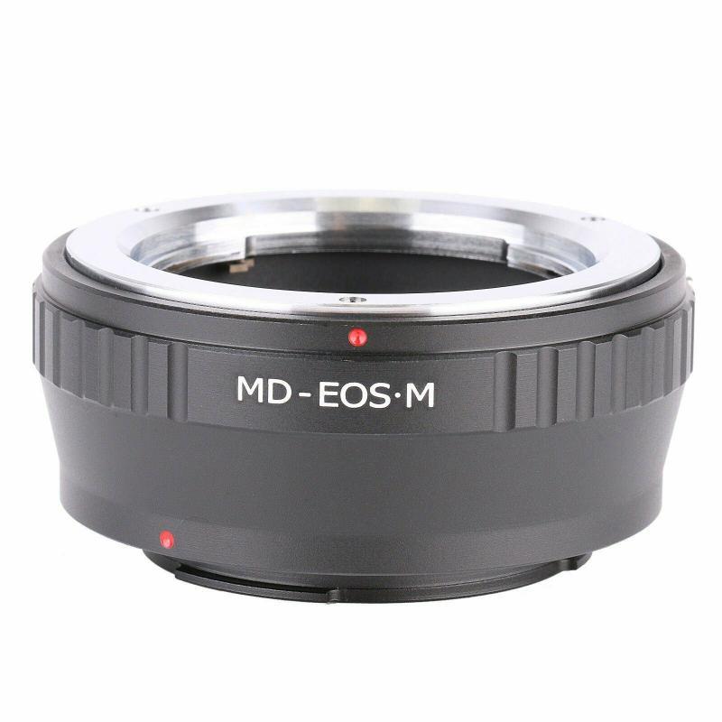 Minolta Canon EOSM adapter (MD-EOSM)