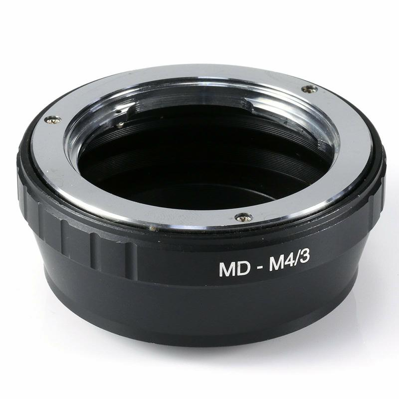 Minolta MD micro 4/3 adapter (MD-M4/3)