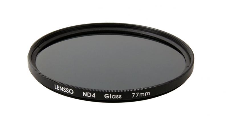ND4 ND szűrő 77mm LENSSO