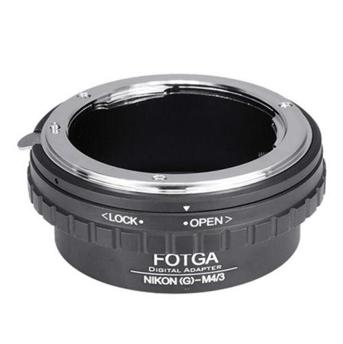 Nikon F (G) Micro 4/3 adapter (G-M4/3)