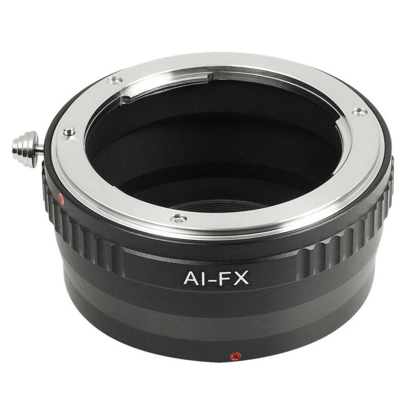Nikon Fuji adapter (AI-FX)