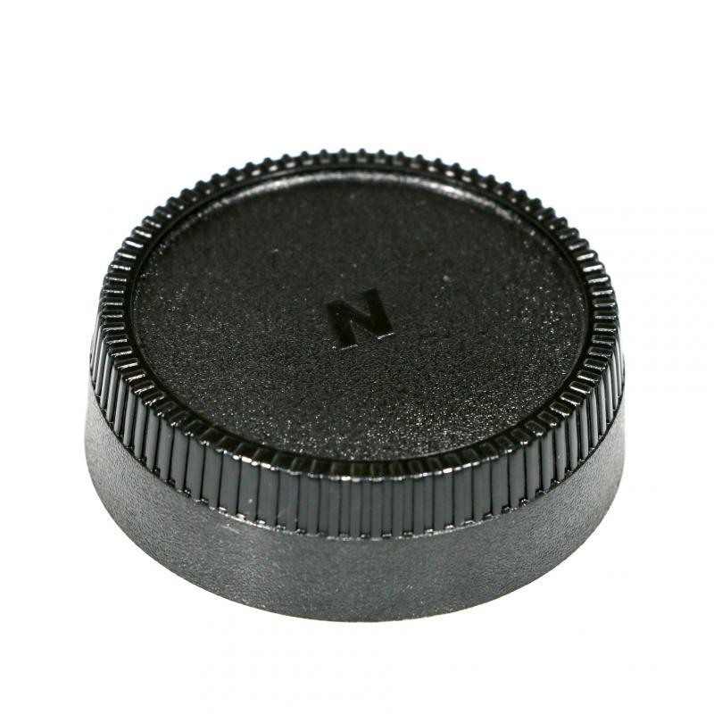 Nikon objektív sapka