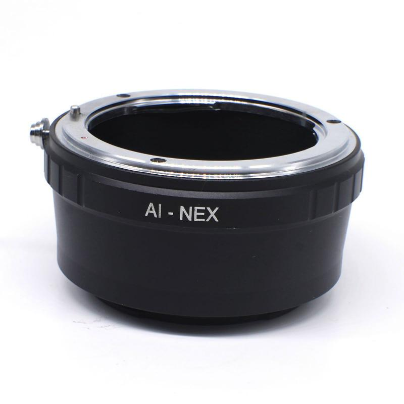 Nikon Sony E adapter (AI-NEX)