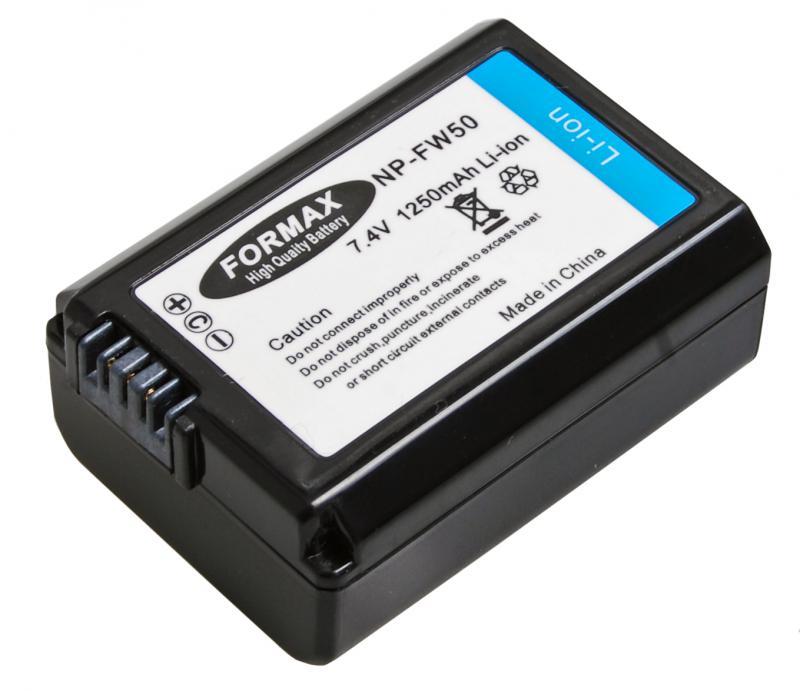 NP-FW50 akkumulátor