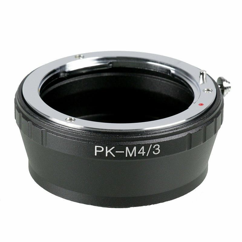 Pentax micro 4/3 adatper (PK-M4/3)