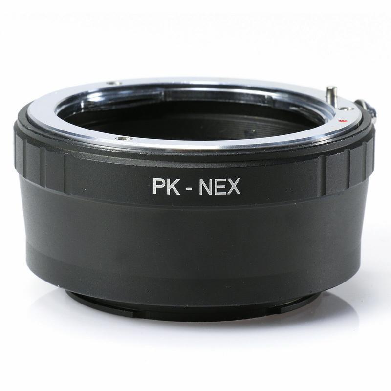 Pentax Sony E adapter (PK-NEX)