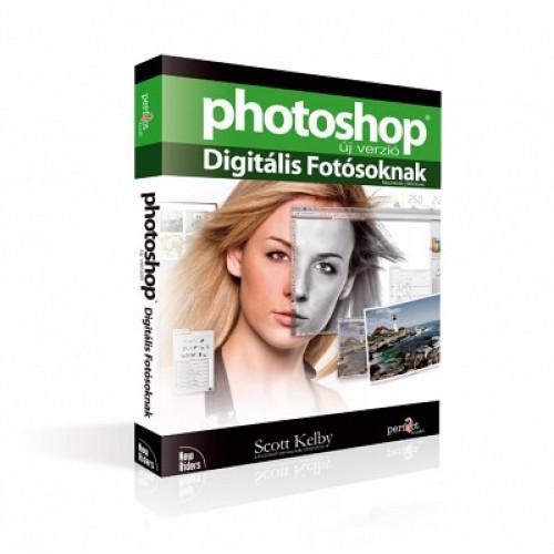 Photoshop digitális fotósoknak - CS4 verzióhoz - rendelésre