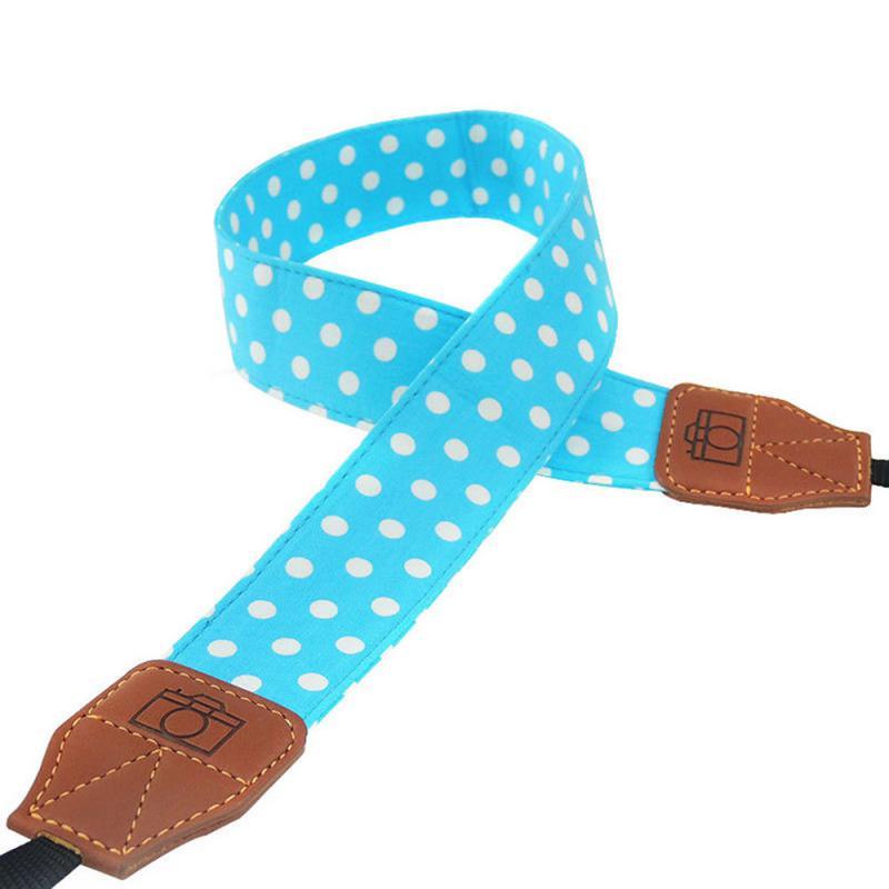 Pöttyös nyakpánt, kék