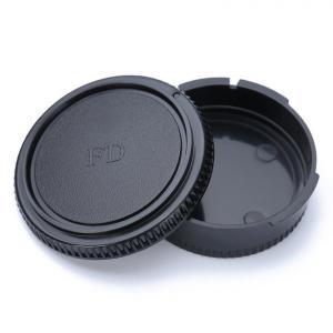 Canon FD váz és objektív sapka