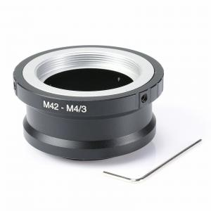 M42-micro 4/3 adapter (M42-M4/3)