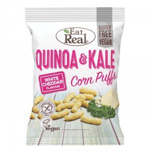Quinoa és Fodros Kel Puffs