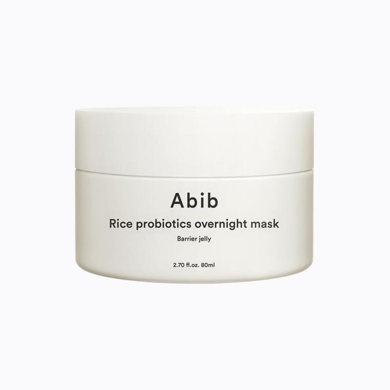 ABIB Rice Probiotics Éjszakai Arcmaszk Gél 80ml