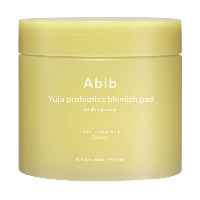 ABIB Yuja Probiotics Blemish Korongok 140ml