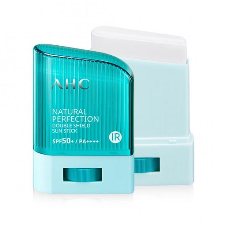 AHC Natural Perfection Fényvédő Stift - Double Shield 22g SPF50 PA++++