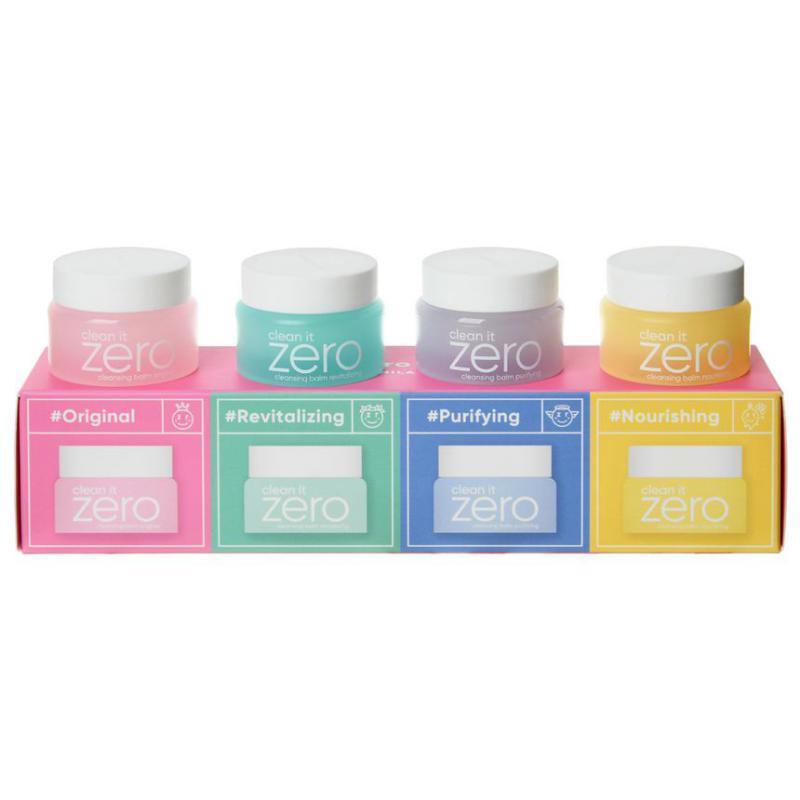 BANILA CO Clean It Zero Arctisztító Balzsam Mini Csomag