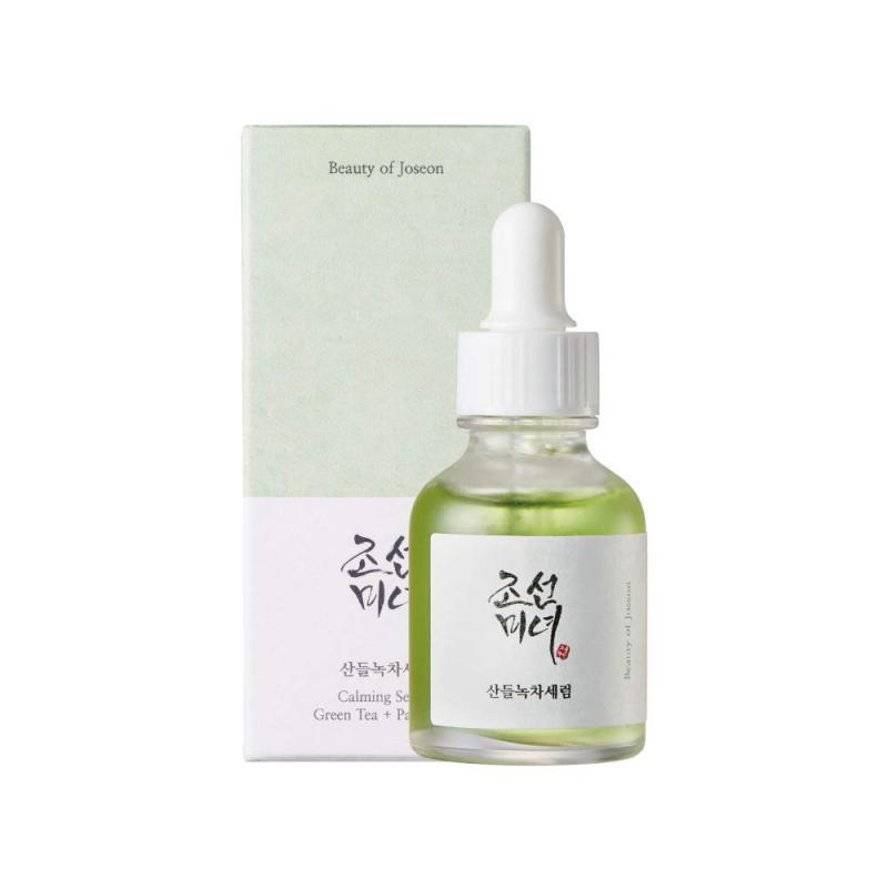BEAUTY OF JOSEON Calming Szérum (Green tea+Panthenol) 30ml