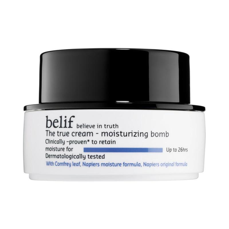 BELIF The True Cream Moisturizing Bomb Arckrém mini 10ml