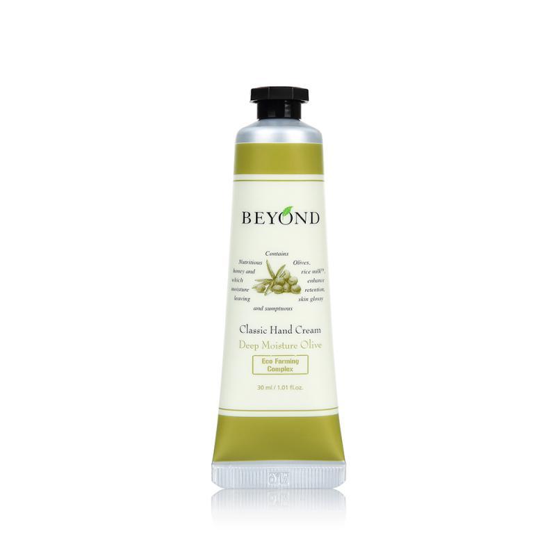 BEYOND Classic Kézkrém - Deep Moisture Olive 30ml