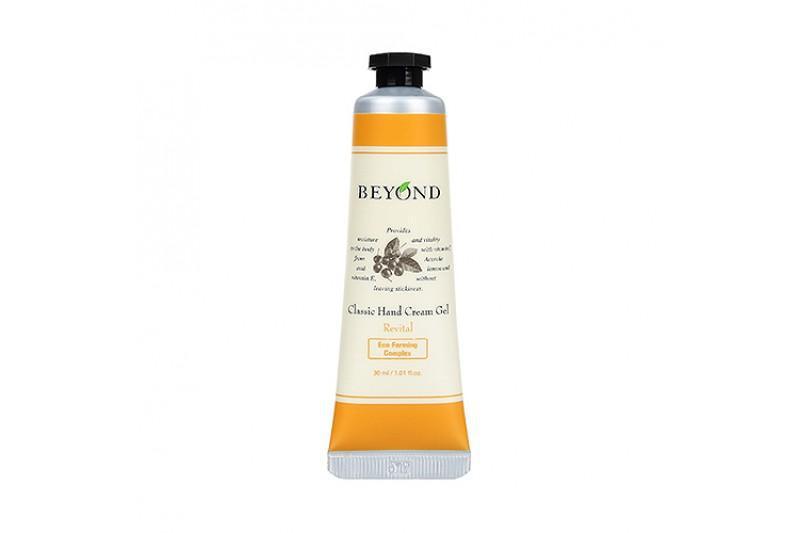 BEYOND Classic Kézkrém Gél - Revital 30ml
