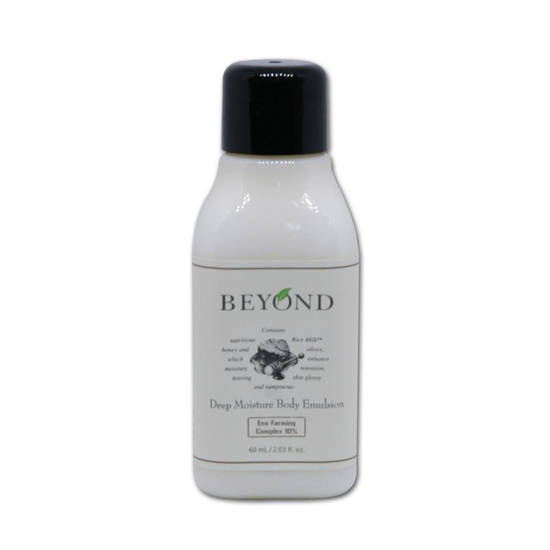 BEYOND Deep Moisture - Testápoló mini 60ml