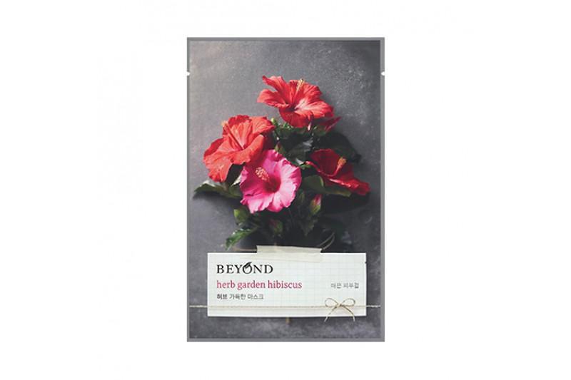 BEYOND Herb Garden Arcmaszk - Hibiscus / Hibiszkusz 22ml