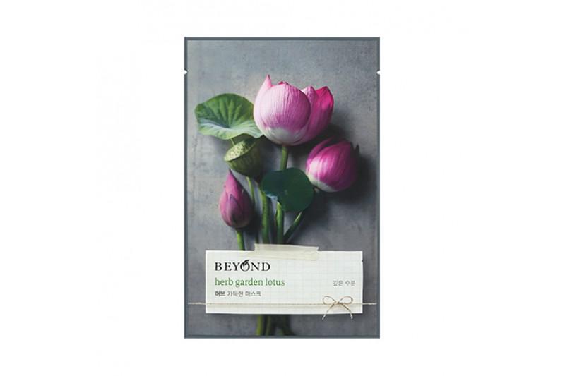 BEYOND Herb Garden Arcmaszk - Lotus / Lótusz 22ml