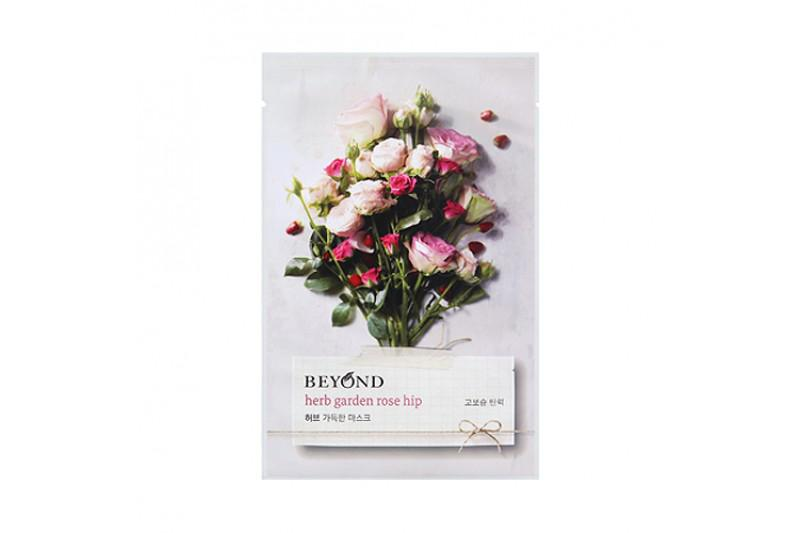 BEYOND Herb Garden Arcmaszk - Rose Hip / Csipkebogyó 22ml