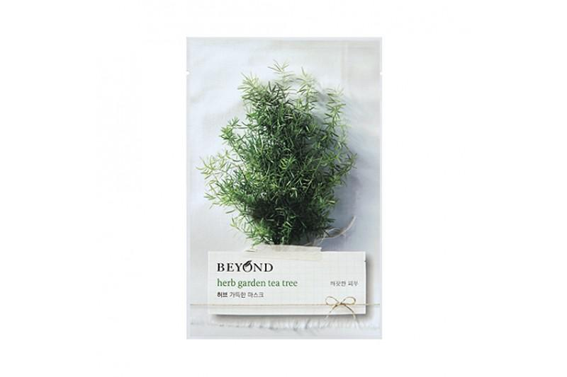 BEYOND Herb Garden Arcmaszk - Tea Tree / Teafa 22ml