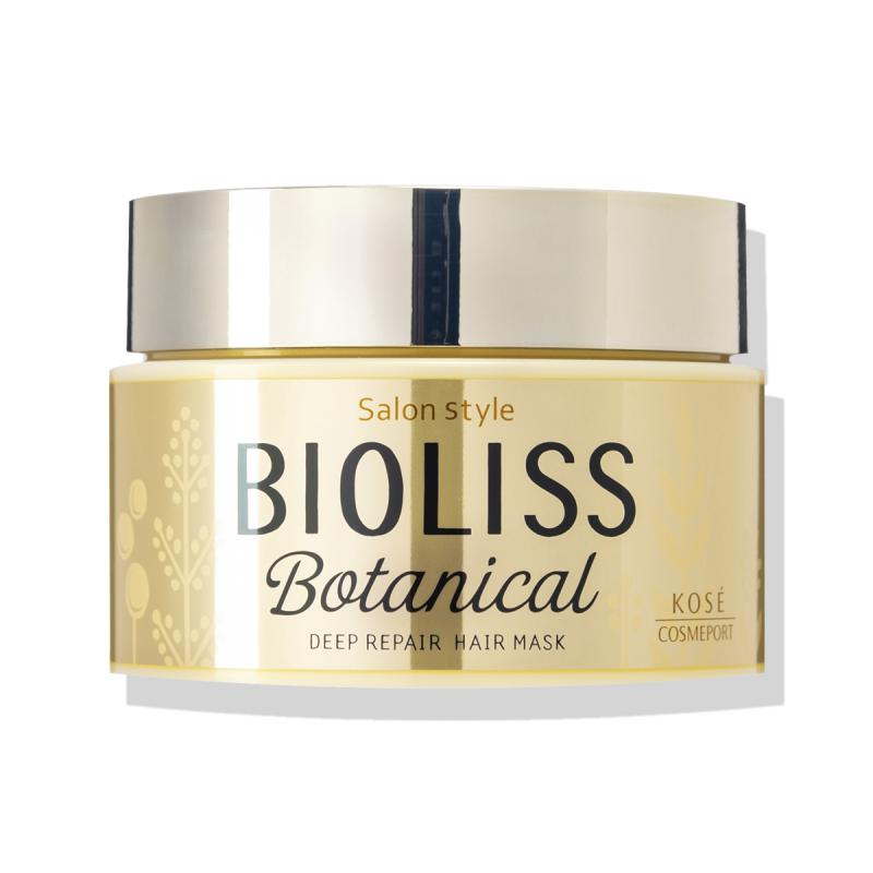 BIOLISS Salon Style Botanical Deep Repair Hajpakolás 200g