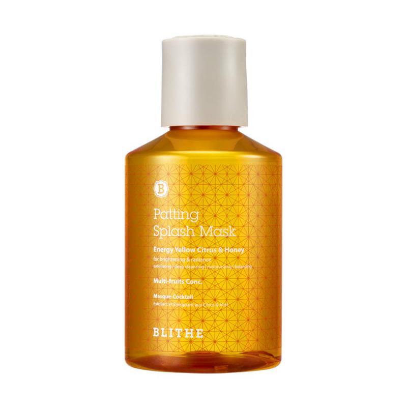 BLITHE Patting Splash Mask - Energy Citrus & Honey 150ml