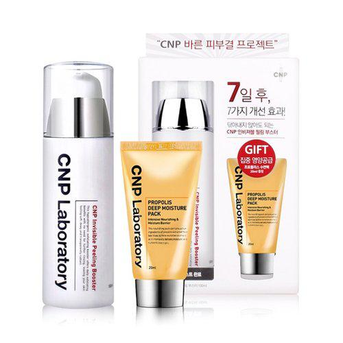CNP LABORATORY Invisible Peeling Booster Special Edition Szett