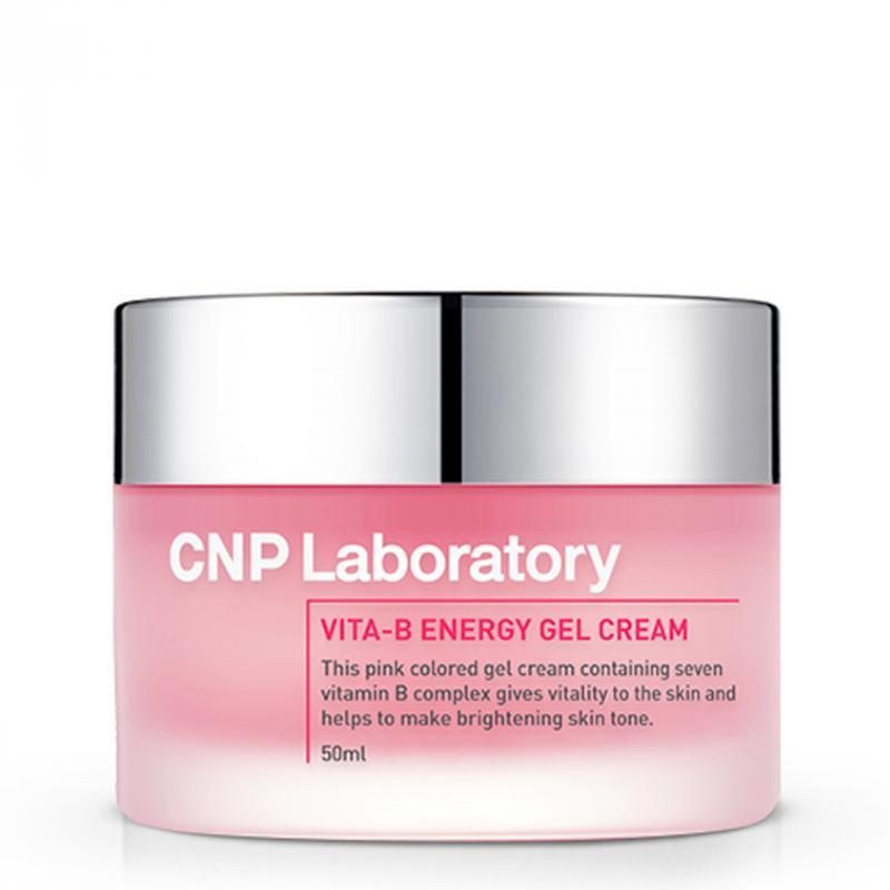 CNP LABORATORY Vita-B Energy Gél Arckrém 50ml
