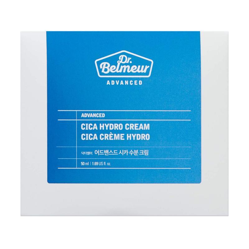 Dr BELMEUR Advanced Cica - Hydro Arckrém 50ml (érzékeny bőrre)