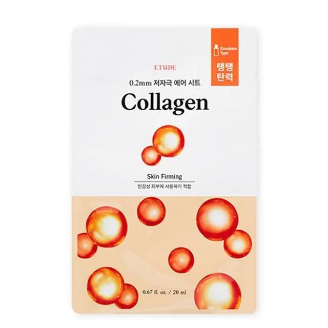 ETUDE HOUSE 0.2 Therapy Air Arcmaszk - Collagen (Feszesítő) 20ml