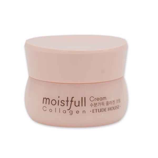 ETUDE HOUSE Moistfull Collagen - Arckrém mini 10ml