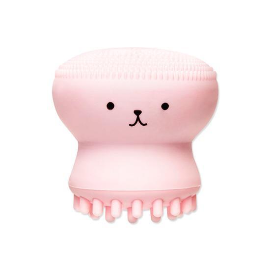 ETUDE HOUSE My Beauty Tool Jellyfish Arcmosó Szivacs és Kefe 1db