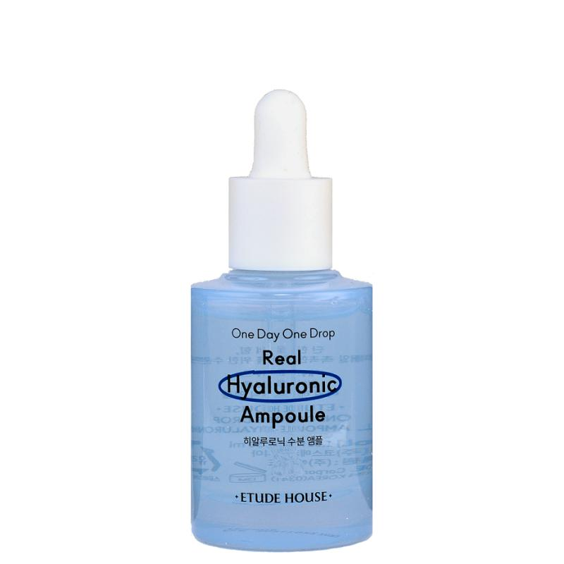 ETUDE HOUSE One Day One Drop Ampoule Szérum - Real Hyaluronic Acid 30ml