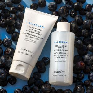INNISFREE Blueberry Rebalancing 5.5 pH Arctisztító Hab 100ml