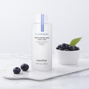 INNISFREE Blueberry Rebalancing Hidratáló Arctonik (Skin) 150ml