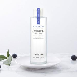 INNISFREE Blueberry Rebalancing Micellás Víz 200ml