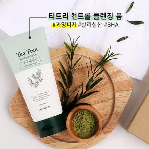 PAPA RECIPE Tea Tree Control Arctisztító Hab 120ml