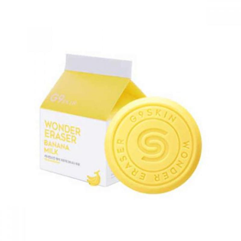 G9SKIN Wonder Eraser Arctisztító Szappan - Banana Milk 100g