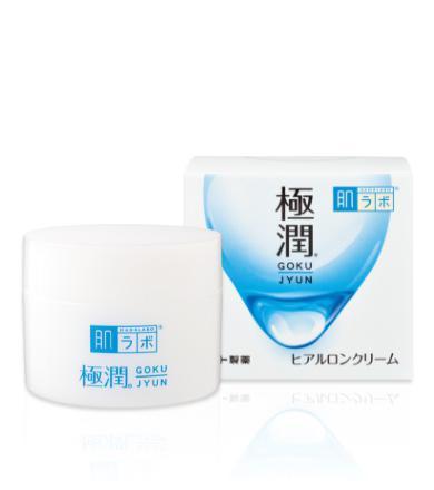 HADA LABO Gokujyun Hyaluronic Acid Hidratáló Arckrém 50g