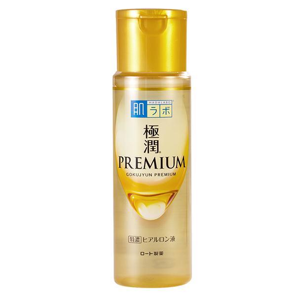 HADA LABO Gokujyun Premium Hyaluronic Acid Lotion Hidratáló Arctonik 170ml
