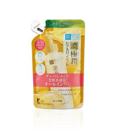 HADA LABO Koi-Gokujyun Hidratáló Gél utántöltő 150ml