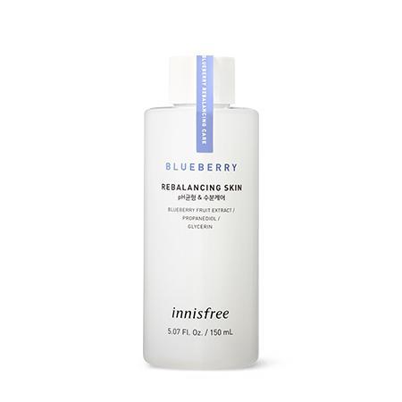 INNISFREE Blueberry Rebalancing Skin Hidratáló Arctonik 150ml