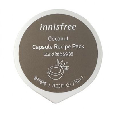 INNISFREE Capsule Recipe Pack Arcmaszk - Kókusz 10ml