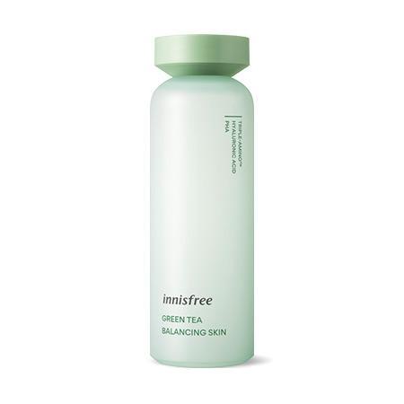 INNISFREE Green Tea Balancing Skin EX Hidratáló Arctonik 200ml